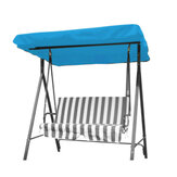 2/3 Seaters Swing Chair Garden Hammock Anti-UV Vervanging Canopy Spare Cover