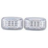 2PCS LED Seitenmarkierungsblinker für Toyota Land Cruiser 70 80 100 AU