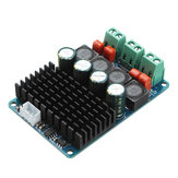 TPA3116 PBTL DC 11-26V Dual Channel 2x100W Digital Power Amplifier Board 2 Chips Stereo High Power Amplifier Board Audio Input 2.54mm 3 Pins Socket