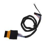 Hoge Score 51 P 2CH 8-bit Voeding Naar FFC Solderen Scherm Lijn LVDS Kabel Voor Algemene BOE Huaxing LCD Driver