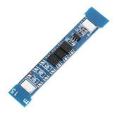 3 piezas 3.7 V Placa de protección de litio Batería 18650 Polímero Batería Protección 6-12A 3MOS