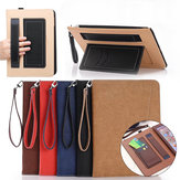 Auto Sleep/Wake Up Card Slots Strap Grip Stand Holder Tablet Case For iPad Pro 10.5 Inch/iPad 9.7 Inch 2018/iPad 9.7 Inch 2017/iPad Pro 9.7 Inch/iPad Air/Air 2