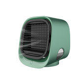 Portable Desktop Air Conditioner USB Mini Air Cooling Fan Three Mode 300ml Water Capacity for Office Home