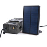 Suntek SP-02 2000mA 9V Outdoor Solar Panel Solar Power Supply Charger for Suntek 9V HC900 HC801 HC700 HC550 HC300 Trail Camera