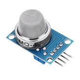 3 Stück MQ-4 Methan-Erdgassensor-Modul Schild Verflüssigtes elektronisches Detektormodul Geekcreit für Arduino - Produkte, die mit offiziellen Arduino-Boards kompatibel sind