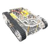 SN4600 R4 Zestawy do samodzielnego montażu podwozia czołgów Smart Robot z gąsienicami