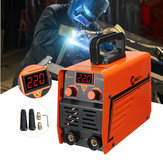 ZX7-200C 220V 25-300A Welding Machine DC Welding Inverter Handheld Welding Soldering Tool LED Current Display
