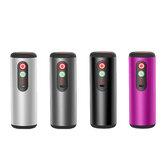 USBポータブルミニ車空気清浄機負イオン外気陰イオン赤外線センサーUV車のホームオフィスの消毒ランプ