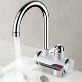 3000W Hot And Cold Water Faucet Instant Heating Water Heater With Shower Head