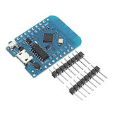 5pcs D1 Mini Lite V1.0.0 WIFI Internet Of Things Development Board Based ESP8285 1MB FLASH Wemos for Arduino - products that work with official Arduino boards
