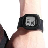 ElektronikPedometreSmartİzle3DPedometre Bilezik Silikon Bantlı Spor İzle