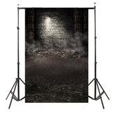 3X5FT Vinyl Brick Wall Ruins Printing Studio Fond d'écran Photographie Prop Background