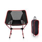 Original              Folding Chair Portable Aluminum Moon Chair Leisure Folding Chair Outdoor Beach  Outdoor Fishing Camping Barbecue Picnic Beach Load 150kg