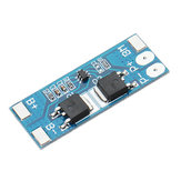 5pcs 2S 7.4V 8A pointe actuelle 15A 18650 Lithium Batterie Protection Board avec fonction de protection de décharge de surcharge