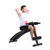 KALOAD 250 KG Bearing Home Sit Up Sit-ip Bench Plegable Aptitud Tablero Dumbell Banco Ejercitador abdominal