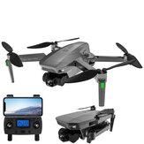ZLL SG907 MAX 5G WIFI FPV GPS 4K HD kettős kamerával Háromtengelyes Gimbal optikai áramlás pozícionálás Kefe nélküli összecsukható RC drón Quadcopter RTF