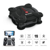 Eachine E55 Mini WiFi FPV Foldable Pocket Selfie Drone With High Hold Mode RC Quadcopter($13.99 Code: BGE55ES)