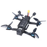 Upgrade iFlight DC3 HD TITAN H3 HD SucceX-D Mini F7 TwinG 35A ESC 3 inch FPV Racing Drone PNP BNF met DJI Air Unit Digital HD FPV-systeem