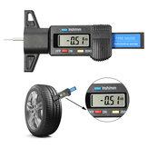 Audew 0-25.4mm LCD Digital Vehicle Tyre Tread Depth Gauge Measuring Caliper Tire Repair Tools