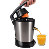 Electric Orange Juicer Machine Automatic Rotation Lemon Fruit Squeezer Household 220V-240V