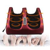 24 Вт 6 в 1 Электрический Массажер Для Ног Спорт Фитнес Расслабляющий Бытовые Ноги Ног Телята Массаж Лодыжки Ног