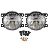 2PCS LED Front Fog Light kit For Mitsubishi Outlander Sport/Eclipse/RVR/ASX