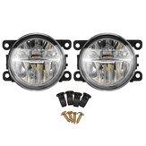 2PCS LED Mistlamp kit voor Mitsubishi Outlander Sport / Eclipse / RVR / ASX