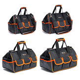 13''/15''/17''/19'' Tool Bag Multifunction Hardware Pouch Electrician Heavy Duty