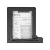 JEYI Q9 Internal Optical Drive Bracket Adapter 9.5mm Optical Bay 2.5inch SATA SSD HDD Enclosure Bracket Shockproof for Notebook Laptop