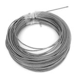 3mm Stainless Steel Wire Rope Tensile Diameter Structure Cable