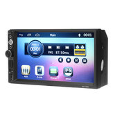 RK-7160G 7 Inch GPS HD MP5 Player Stereo Radio bluetooth FM RDS Quick Charge Mirror Link Cam