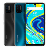 UMIDIGI A7 Pro Global Bands 6,3 tommers FHD + Android 10 4150mAh 16MP AI Quad Camera 3 kortspor 4 GB 64GB Helio P23 4G Smartphone