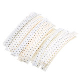 1980Pcs 33 Values Each 60 Resistor 0603 SMD Resistor Kit Assorted Kit 1Ohm-1M Ohm 1%