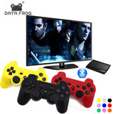 DATA FROG USB bluetooth Wireless Game Controller Controle Remoto Joystick Gamepad Suporte ao movimento de seis eixos para PS3 PC