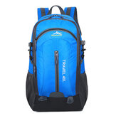 Xmund XD-DY7 40L Climbing Backpack Waterproof USB Nylon Sports Travel Hiking Climbing Unisex Rucksack