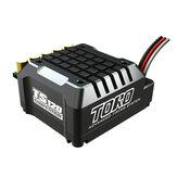 SKYRC SK-300062-02 TORO TS120 1/10 Aluminum Brushless Sensored ESC Support 2-3S Lipo