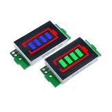 1S-8S Single 3.7V Lithium Battery Capacity Indicator Module 4.2V Blue Display Electric Vehicle Battery Power Tester Li-ion