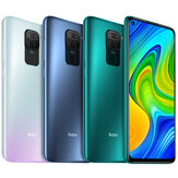 Xiaomi Redmi Note 9 Global Version 6,53 polegadas 48MP Quad Camera 4GB 128GB 5020mAh Helio G85 Octa core 4G Smartphone Celular