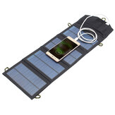 IPRee™ 5V 7W Portable Solar Panel Outdoor Travel Emergency Foldable Charger Power Bank With USB Port