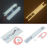 10W Rectangle LED Panel Board Ceiling Lamp Chip Plate AC220V
