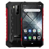 Ulefone ARMOR X3 IP68 IP69K Wodoodporny 5,5 cala 5000 mAh 2 GB RAM 32GB ROM MT6580 Czterordzeniowy smartfon 3G