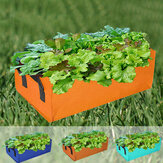 Plant Growth Bag Home Garden Flowerpot for Greenhouse Cultivation Fruits Vegetables Potato Bags Vertical Seedling Bags
