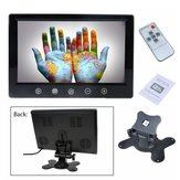 Car 9'' TFT LCD Color Monitor for Parking Reversing Camera for Parking Monitor DVD VCR Headrest HD