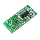 10Pcs RCWL-0516 RCWL 0516 Microwave Radar Sensor Human Sensor Body Sensor Module Induction Switch Module Output 3.3V
