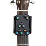 Système d'apprentissage de la guitare enseignement Practrice aide avec 21 accords leçon guitare accord formateur outils de pratique accessoires