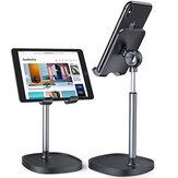 DIVI Universal Telescopic Liftable Desktop Tablet Holder Suporte para iPad Air para iPhone 12 XS 11 Pro POCO X3 NFC Xiaomi Mi10 Não original