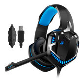 MC N20 Wired Game Headphone USB 7.1 Channel 4D Surounding Sound 50mm Driver Gaming Headset with Mic for Computer PC Gamer