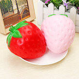 Squishy Strawberry Jumbo 11.5cm Slow Rising Soft Fruit Collection Gift Decor Toy