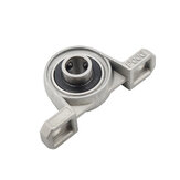 TWO TREES® 2Pcs KP Series Lead Screw Zinc Alloy Bore Ball Bearing Pillow Block Mounted for 3D Printer