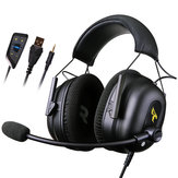 Somic G936N Gaming Headset 7.1 Surround Sound USB 3.5mm Headphone Membatalkan Kebisingan dengan Mic